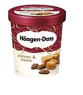 Helado Hagen Dazs
