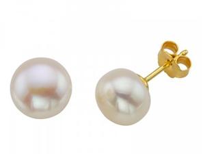 Pendientes de perlas Tous.