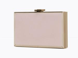Caja bicolor de Zara