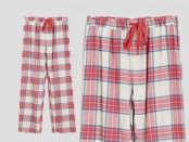 Pantalón Oysho rojo