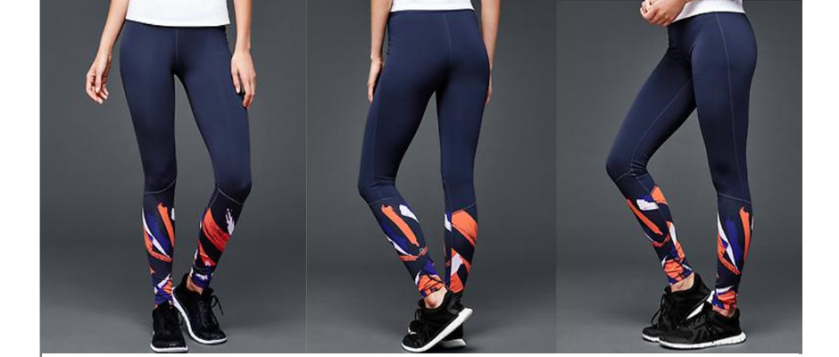 Gap-leggings