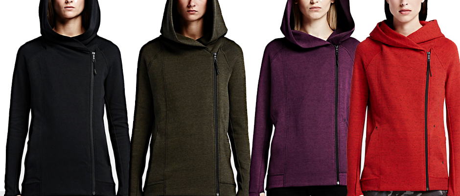 Nike-Tech Fleece Cape